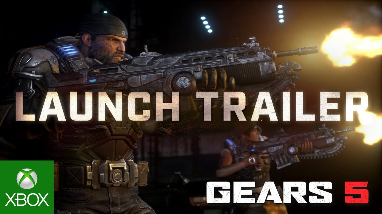 Gears Forever - Gears 5 Launch Trailer thumbnail