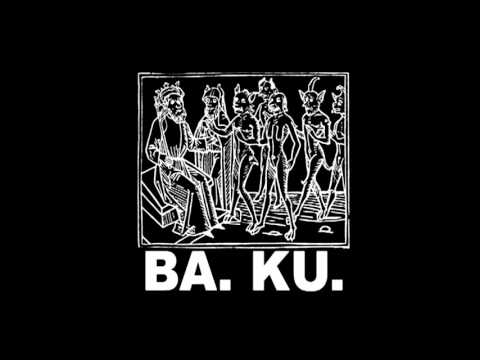 BA. KU. THE BARRIER KULT ☠ SKATEBOARD DARK RITUALS ☠ BONE SHAVING