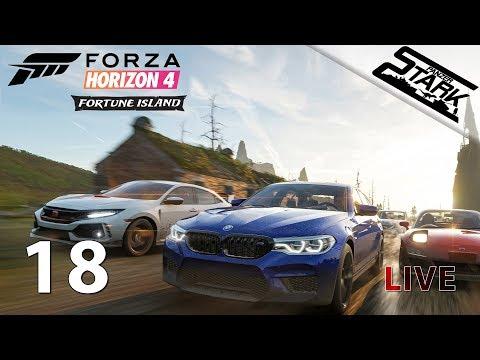 Forza Horizon 4 - 18.Rész (Kincsvadászat) - Stark LIVE thumbnail