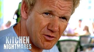 Gordon Shocked At Quirky Chef | Kitchen Nightmares