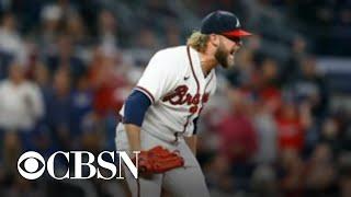 Houston Astros host the Atlanta Braves in Game 1 of the World Series