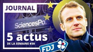G7 - Politique intérieure - Brexit - Europe - UPR : Les 5 actus de la semaine 30