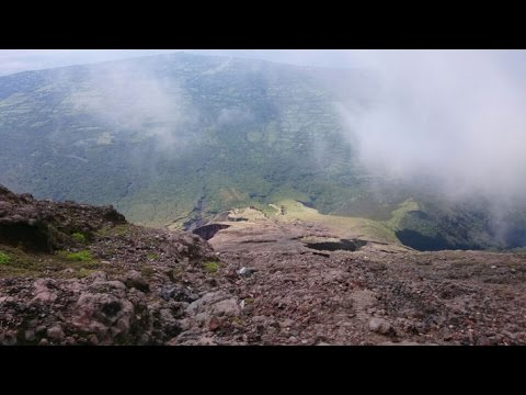 Concepción Vulkanbesteigung auf der Insel Ometepe in Nicaragua