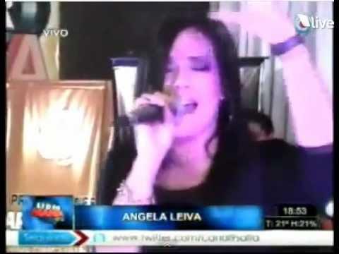 Angela - Corre + A quien quiero mentirle