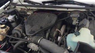 1996 Buick Roadmaster LT engine