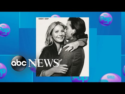 Gwyneth Paltrow announces engagement to Brad Falchuk