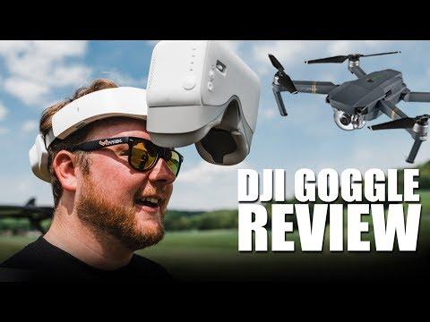 DJI GOGGLE REVIEW