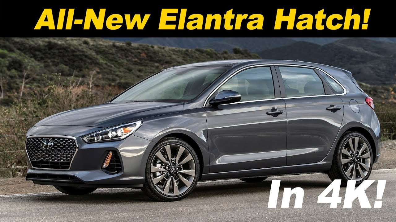 Elantra Gt 2018 Review >> 2018 Hyundai Elantra Gt Review And Road Test In 4k Youtube
