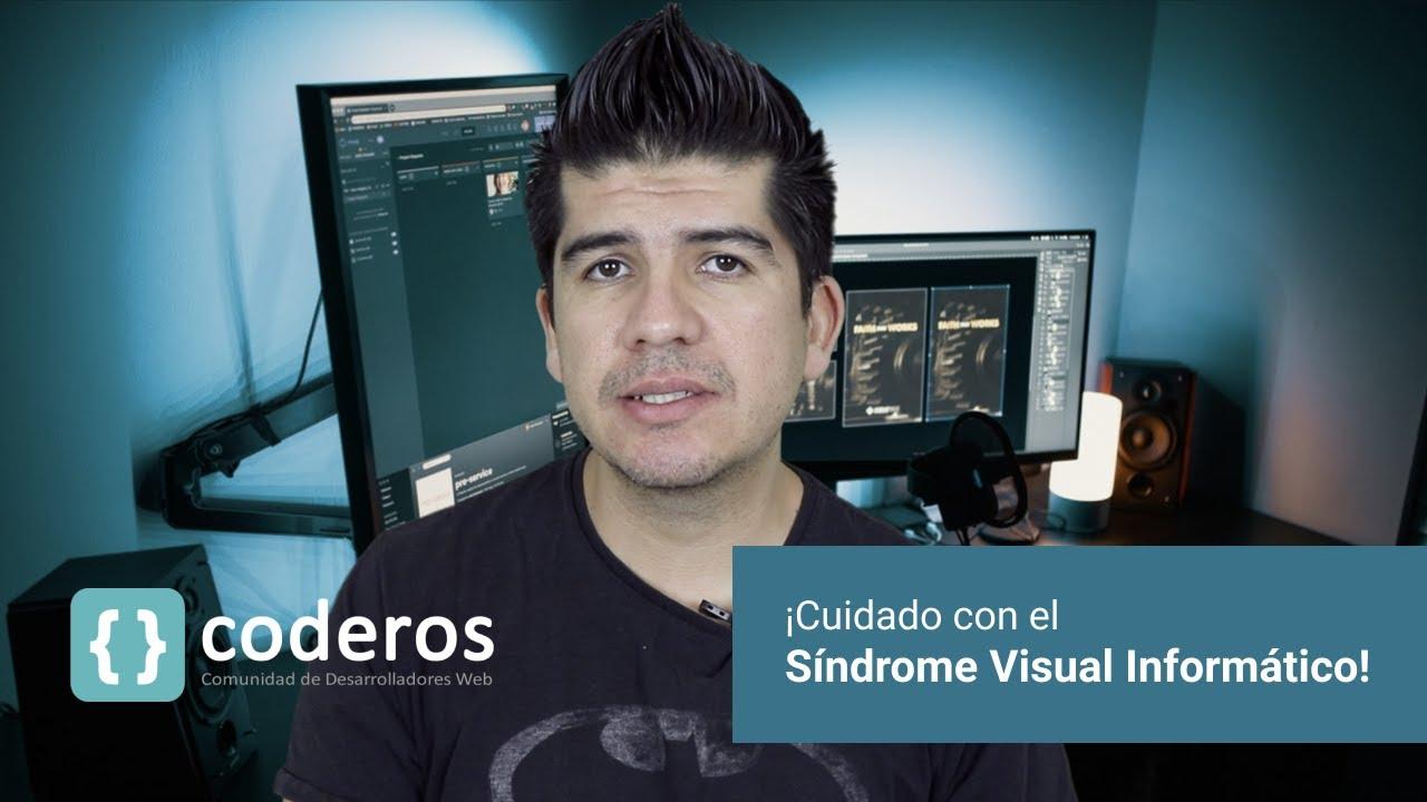 Cuidado con el síndrome visual informático