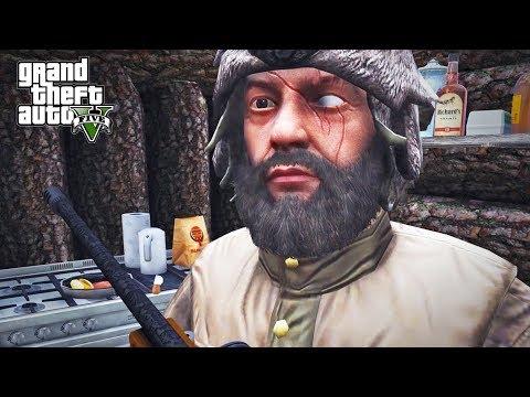 GTA 5 Roleplay | DOJ #208 - Hunting Bigfoot