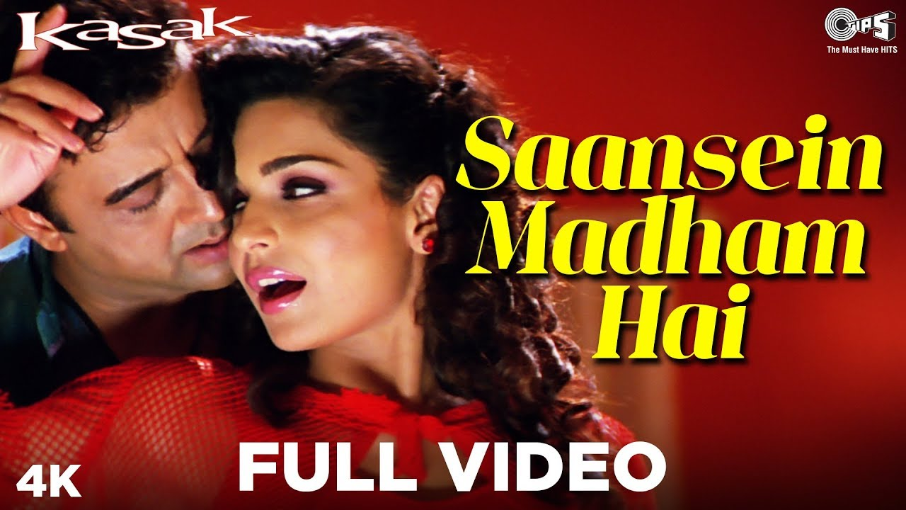 Saansein Madham Hai Full Video - Kasak | Lucky Ali & Meera | Shreya Ghoshal