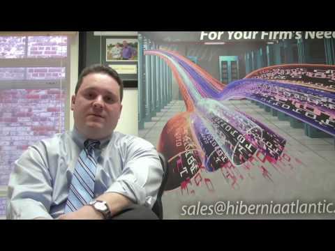 Joe Hilt of Hibernia Atlantic talks to AT about th...