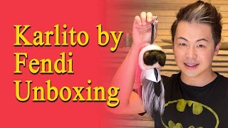 Karlito by Fendi Unboxing
