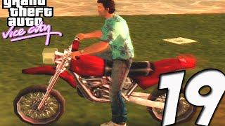 Grand Theft Auto - Vice City Gameplay | Part 19 - 5 STARS! OMFG RUN