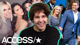 David Dobrik Dishes On YouTube Drama, The Kardashians & 'The Bachelor' | Access
