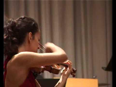 Tchaikovsky Violin Concerto, 1.Allegro moderato 2/3