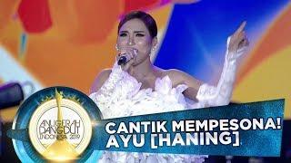 Sungguh Cantik Mempesona! Ayu Ting Ting [HANING] - Anugerah Dangdut Indonesia 2019 (17/11)