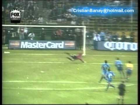Cruz Azul 0 Boca 1 Copa Libertadores 2001 Gol de Marcelo Delgado