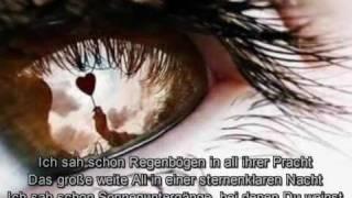 Cappuccino Regenbögen - Lyrics