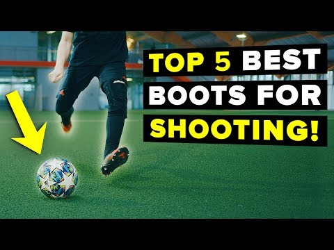 5 best football boots for shooting in 2020