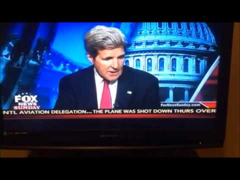 John Kerry Ridicules Israeli operation in Gaza