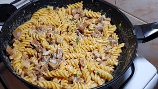 Целая сковорода вкусной еды. Такой ужин понравится всем!!!