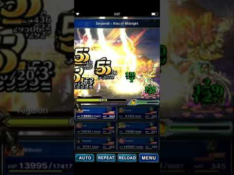 Who can 7* Loren chain with? | Final Fantasy Brave Exvius Forum