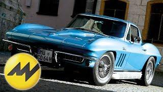 Chevrolet Corvette Stingray   Motorvision