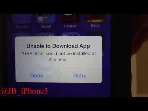 GBA4iOS -100% Fix -
