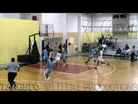 Tabernacle Baptist Academy vs St. George's High School Game 2