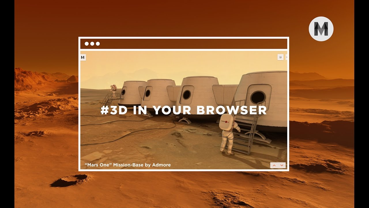 Modelo 3D/ 3D in Your Browser