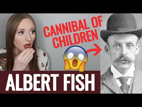 1920's Serial Killer/cannibal Albert Fish