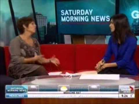 Swimco on Global Morning Show Calgary - Feeling Confident in Swimwear