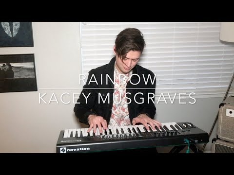 """Rainbow"" Piano Cover - Kacey Musgraves"