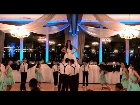 Thinking Out Loud - Ed Sheeran Quinceanera Vals / Waltz   Fairytale Dances