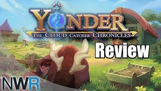 yonder: The Cloud Catcher Chronicles Nintendo Switch Gameplay