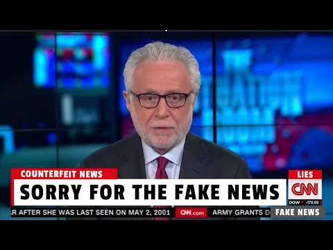 CNN Admits Fake  About Comey Testimony  Issues Retraction
