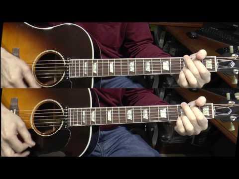 Beatles - You've Got To Hide Your Love Away Guitar Secrets -  No Vocals