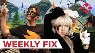 Lady Gaga azt se tudja, mi az a Fortnite - IGN Hungary Weekly Fix (2019/42. hét)