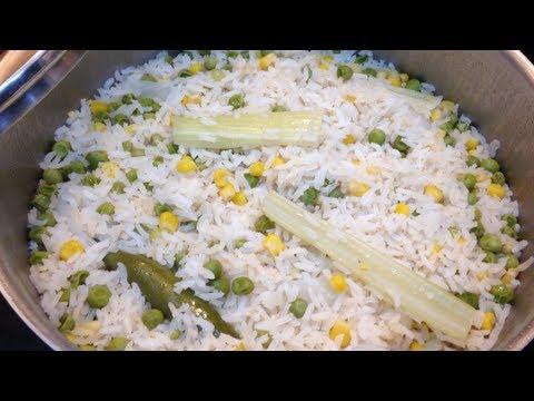 Arroz Blanco Deliciosa Receta - YouTube