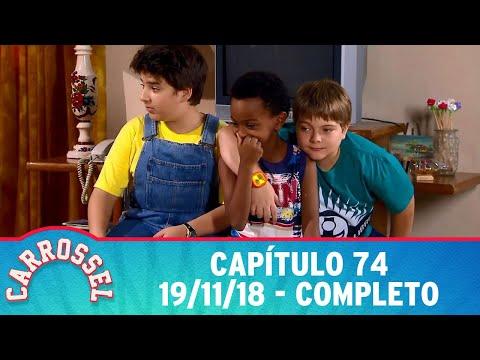 Carrossel   Capítulo 74 - 19/11/18, completo