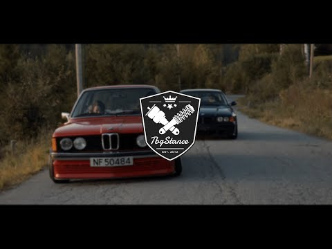Two Bagged Bimmers. | 4K