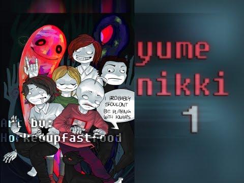 Cry Plays: Yume Nikki [P1]