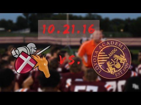 Brother Rice Football vs. Loyola Academy 2016 - HYPE VIDEO