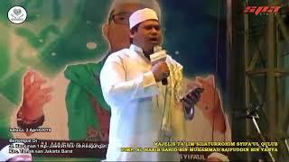 Sholawat Badar Habib Fuad bin Muhammad fauzi Bin yahya ( Majelis Syifaul Qulub )