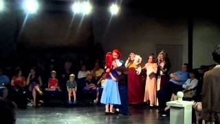 The Little Mermaid: Malia-Princess #2