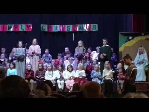 Pocahontas Catholic School Christmas Program 2016