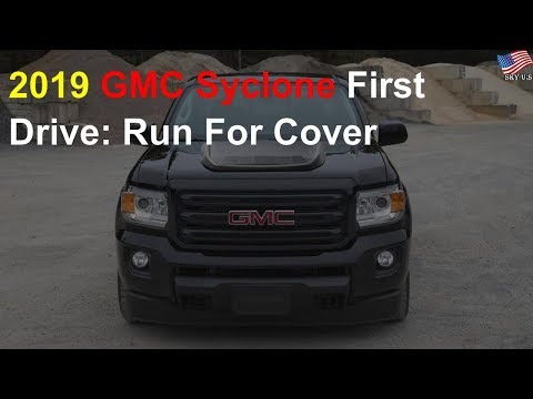 2019 GMC Syclone First Drive: Run for cover