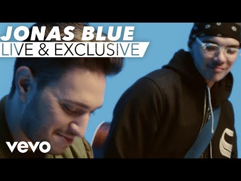 Thumbnail: Jonas Blue - Mama - ft. William Singe (Live) - Stripped (Vevo UK LIFT)