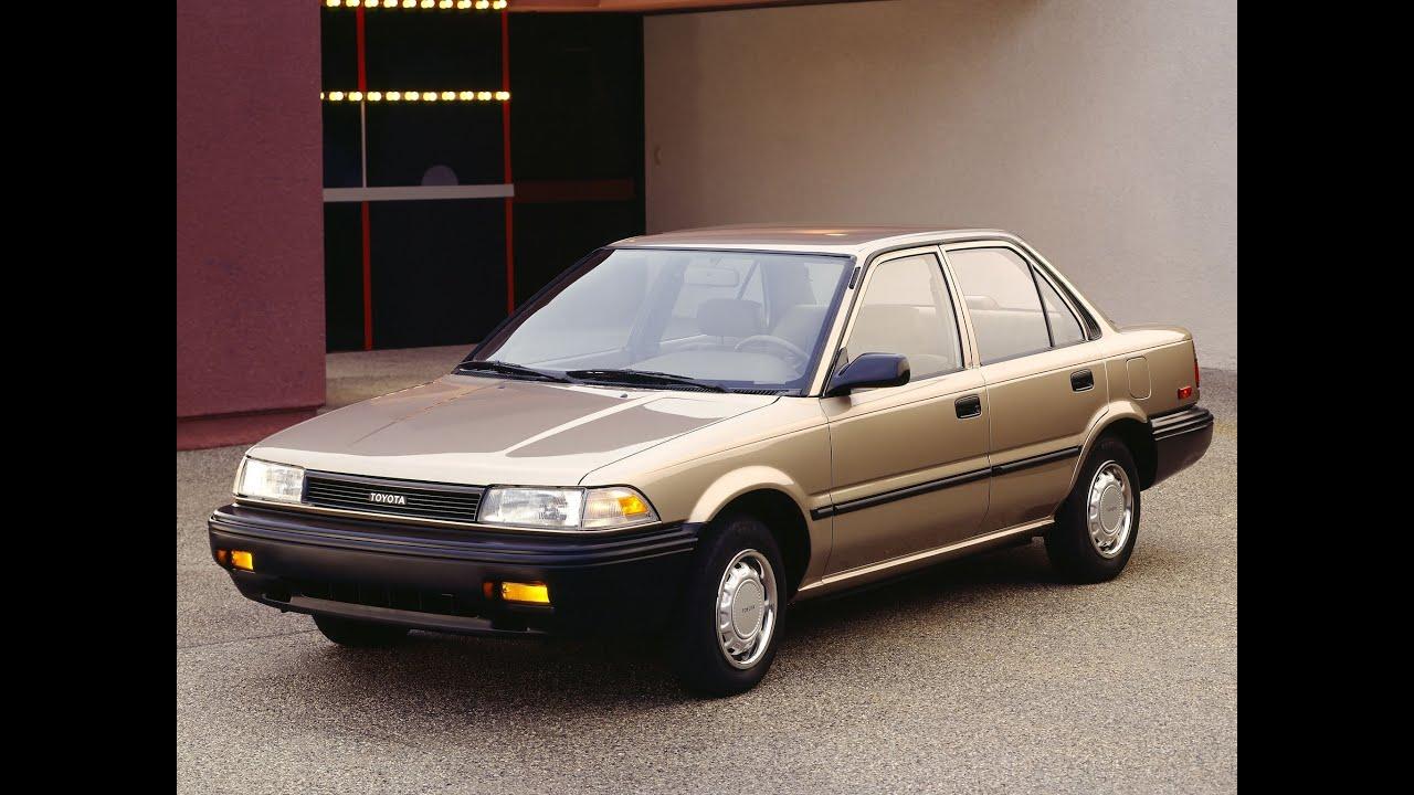 Капитальный ремонт Toyota Corolla 1991г E90. Часть 2